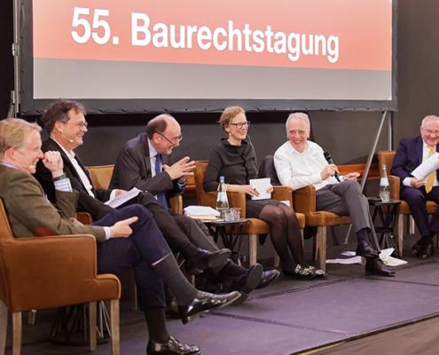 Podiumsdiskussion zur SOBau 2020