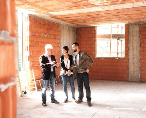 Bauverzögerung: Bauherren sollten Bautenstand dokumentieren.